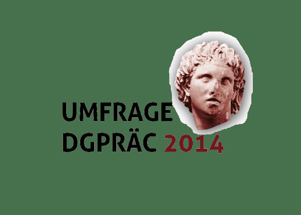 Umfrage DGPRÄC 2014