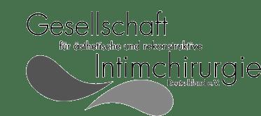 Logo Gesellschaft für ästhetische und rekonstruktive Intimchirurgie Deutschland e.V.