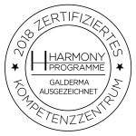 Siegel zertifiziertes Kompetenzzentrum 2018