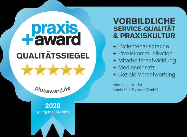 praxis+award 2020