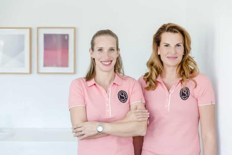 Teammitglieder der Praxis von Frau Dr. Pirkko Schuppan in Köln