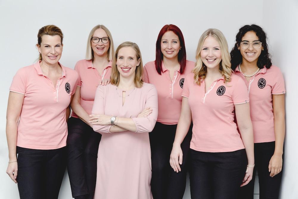 Team von Praxis Dr. Pirkko Schuppan